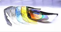 Wholesale Sunglasses Insert - ESS ICE Military Goggles for Men & for Women, 3 Lenses & 5 Lenses RX Inserts Bulletproof Army Sunglasses Ballistic Eyeshields