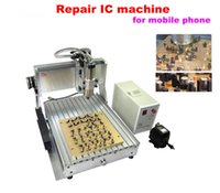 solo la Russia, nessuna tassa !! router IC CNC per iPhone Main Board Repair IC riparazione 10 in 1 pieno uso automatico facile per iPhone 4/5/6