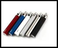 Wholesale Electronic Cigarette Best Seller - best seller colorful ego battery 650ma electronic cigarette battery e cigarette battery ego t battery with logo high quality