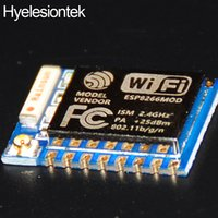 Wholesale Ap Module - ESP8266 Wifi Module ESP-07 For Arduino Remote Wifi Serial Port ESP8266 WIFI Transceiver Wireless Esp-07 AP+STA Board Panel
