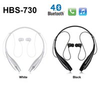 Wholesale Sport Fashion Headphone For Iphone - Wholesale-HBS 730 Wireless Bluetooth 4.0 Headphones For LG Phone,Fashion Sport Headset For iPhone 6 5 5s 4 4s Samsung galaxy s5 note 3 2