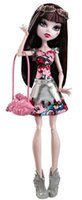 Wholesale Draculaura Original - Original Monster High Boo York, Boo York Frightseers Draculaura Doll Best Gift to little Girl collectors Fans Free Shipping