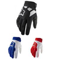 Wholesale Finger Gear - Wholesale-2015 Racing 360 Flight Glove for Men Women Moto Off Road Mx Motocross Glove Protection Gear Motorbike Motorcycle Glove