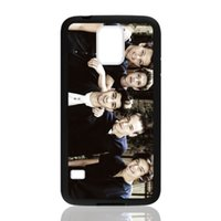 Wholesale One Direction Phone Cases - One Direction All Members for samsung galaxy S3 S4 S5 S6 note2 note4 note3 hard plastic cell phone back cover case