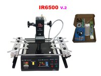 Wholesale Motherboard Rework Station - IR6500 V.2 infrared bga rework station,motherboard repair machine,with pcb jig.smd repairing machine
