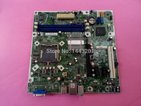 Wholesale-100% Tested Envío libre para la placa madre de escritorio del HP H-IG41-uATX REV: 1.1 G41 500B LGA 775