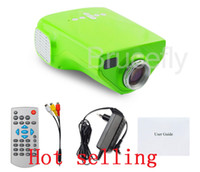 Wholesale Cheap Hdmi Mini Led Projector - E03 Factory Cheap Price Mini LED Portable Projector resolution 320*240 1080p Children's Education Projector with six colors wholesale price