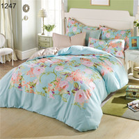 Wholesale Sunflower Queen Comforter - Wholesale-2015 Wholesale Hot Sunflower Comforter Sets Comforter Bedding Sets Sheets For Queen Size Beds Bears Queen Bed Comforter Sets