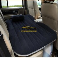 Wholesale Velvet Seat Cushions - Car Cushion Air Bed Bedroom Inflation Travel Thicker Mattress Inflatable Pad Provides a Comfortable Environment for You
