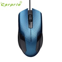 Wholesale laptop factory wholesale price online - CARPRIE Fashion DPI USB Wired Optical Mouse Ergonomic Computer Gaming Mice For PC Laptop Jan18 Factory price