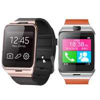 Wholesale Answer Call Bluetooth - Smart Watch Wristwatch A18 Smartwatch Pedometer Camera Lens Bluetooth Sleep Monitor Anti-Lost Finder NFC GSM Answer Call
