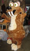 Wholesale Squirrel Mascot Costumes - Squirrel Mascot costume custom fancy costume anime