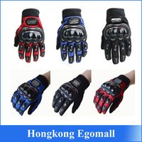 Wholesale Summers Motorcycle Gloves - New Summer Moto Downhill Luvas Para Motocross Off Road Motorcycle Motorbike Driving Cycling Gloves SIZE:M L XL XXL H2770