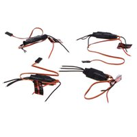 4pcs / set MR.RC 12A ESC moteur Brushless Speed ​​Controller pour QAV 250 Multicopter commander 18Personne $ piste