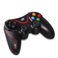 Mais recente, o Terios T3 Wireless Bluetooth Gamepad Joystick Game Gaming Controller Controle remoto para HTC Android Smart Tablet Tablet TV Box