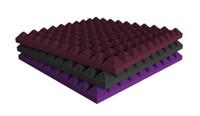 éponge acoustique achat en gros de-La mousse éponge acoustique pyramidale colorée, Epacket peut être aussi FR, UK, AU, CA, IL