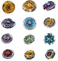 Wholesale Gold Sellers - 12pcs lot Many Style Mix 4D Style 32 style L-Drago Destructor (Destroy) Gold Armored Metal Fury 4D Beyblade - USA SELLER!