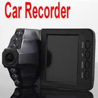 "Wholesale Cameras Dvr Systems - H198F Cheapest 2.5"" Car Dash Cams Car DVR Recorder Camera System Black Box Night Version Video Recorder dash Camera 6 IR LED"