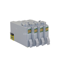 Wholesale Epson Chip Ink Cartridges - 5 SETS of Chipped T220 XL Compatible ink cartridge WITH PIGMENT INK and chips, ready to use