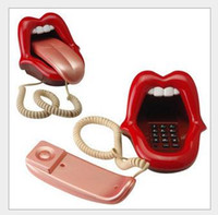 Wholesale 2014 new arrival big mouth telephone super mouth telephone