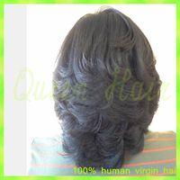 Wholesale Auburn Bob Wig - Best Short Bob Wigs For Black Women Brazilian Straight Glueless Full Lace Wigs Unprocessed Virgin Hair Full Lace Human Hair Wigs
