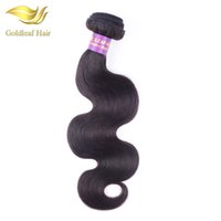 Wholesale Cheap Piece Brazilian Weave - Brazialian Body Wave Hair Weaving 1pc 100% unprocessed Malaysian Peruvian Indian human hair wholesale price cheap hair extensions