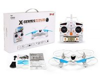 MJX X-Series X300C 2.4G 4CH 6-Axis RC Quadcoptepr FPV Video en tiempo real Drone Modo sin cabeza Una tecla Retorno Throttle Limit Mode Original 10pcs