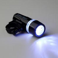 ingrosso le torce più alte di lm-Torcia frontale del faro della luce della testa della luce anteriore della bicicletta del nuovo arrivo 5 LED trasporto libero di alta qualità