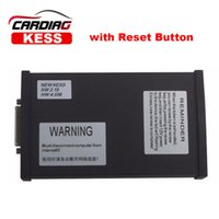 Wholesale ecu master tuning tool online - 100 Good KESS V2 V2 Firmware V4 Manager Tuning Kit Master Version Unlimited Token with Reset button ECU Chip Tuning Tool
