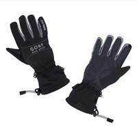 Wholesale Bicycle Winter Gloves Waterproof - GORE BIKE WEAR CROSS GORE-TEX waterproof and breathable winter riding gloves bicycle bike gloves of polyester size S M L XL