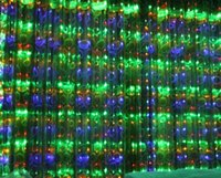 2015 new 83m1024 led model digital 16metergasis leds wedding background light curtain xmas party lamps christmas lights ac110v 250v in bulk - Digital Christmas Lights