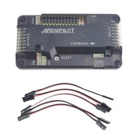 Wholesale Plastic Flight Cases - F14586-A APM2.8 APM 2.8 Multicopter Flight Controller Board with Case Compass & Extension Cable for FPV RC Drone Multirotor