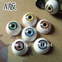 Cabochons resina 30pair 14 millimetri Gioielli bulbi oculari Eye Ball Toy Doll Eyes perline fai da te