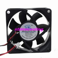 Wholesale 2pcs GDT DC volt pin mm x mm x mm Cooling Cooler Fan Fans Cooling
