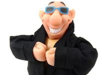 erwachsene puppe stimme großhandel-Die sehr schmutzigen Willy Watch Me Pecker Penis wachsen Sprachsteuerung Puppen Erwachsenen Neuheit Gags Witze Spielzeug Liebhaber Geschenk