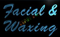 Wholesale Salon Light Signs - LK140-TM Facial & Waxing Beauty Salon NEW Neon Light Sign. Advertising. led panel, Free Shipping, Wholesale.jpg