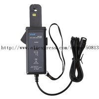 Wholesale Leakage Clamp - Wholesale-ETCR007AD AC DC Clamp Leakage Current Sensor Probe Sensor ETCR-007AD
