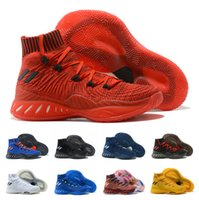 Wholesale basketballs for sale resale online - Hot Sale Crazy Explosive Andrew Wiggins Basketball Shoes for High quality Mens Sports Training Sneakers Size