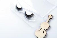 Wholesale Wispy Eyelashes Wholesale - Eye Makeup 100% Cruelty Free 3D False Lashes HandMade Wispy Natural Thick Reusable Fake Eyelashes free shipping