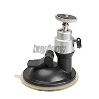 Wholesale Car Camera Suction Cup - Car Camera Dashboard Suction Cup Mount Tripod Holder Support New 1STL
