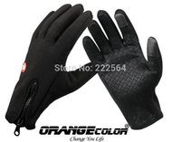 Wholesale Long Gloves For Men - Wholesale-Outdoor Sports Gloves ! For Men Women in Winter, Feel Warm When Cycling Hiking Motorcycle Ski, Long Tactical gloves mittens