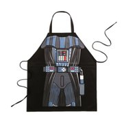 Wholesale Star Wars Darth Vader Apron Armors Pure Cotton Dark Warrior Comics Character Cartoon Apron x30 Inches Cos Play