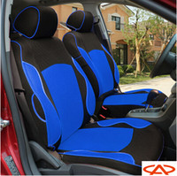 Wholesale Chery Qq3 - Special Thicken Car Seat Covers Chery Ai Ruize A3 Tiggo X1 QQ A5 E3 V5 QQ3 QQ6 QQme A5 BSG E5 car accessories