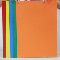 Wholesale Magnetic Notepads Wholesale - Wholesale-A3 0.8mm thick multicolour soft magnet magnetic pvc board writing board flexible magnetic board