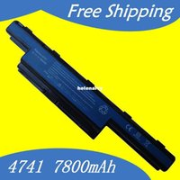 Wholesale Acer 5735z Laptop - Lowest price Laptop Battery For ACER TravelMate 5340G 5542ZG 5542G 5542Z 5735Z 5735G 5740G 5735ZG 5742TG 5742G 5744 5742Z 5742ZG