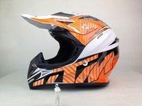 Wholesale Atv Cover Xxl - Wholesale-Free shipping, motorcycle helmet full helmet ATV helmet covered beach KTM Rally off-road helmet, capacete ,mo