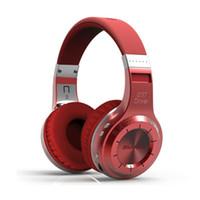 bluedio écouteurs sans fil 4.1 achat en gros de-Vente en gros-Casque Bluedio HT Casque Meilleure Version 4.1 Marque de Lecteur de Casque Sans Fil Écouteurs Stéréo Avec Microphone