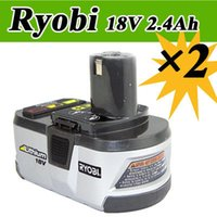 Wholesale 2 Pack RYOBI V Ah Lithium Ion Tool Battery model P104 ONE order lt no track
