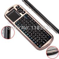 Wholesale Ipazzport Air Voice - Wholesale-iPazzPort KP-810-18V Wireless Russian Keyboard TouchPad Air Mouse Built-in Speaker Microphone Voice Laptop & Tablet