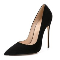 Frauen Spitz Wildleder Pumps High Heel Elegante Dame Party Abendkleid Schuhe Sexy Stiletto Mode Prom Schuhe Schwarz Blau Rot